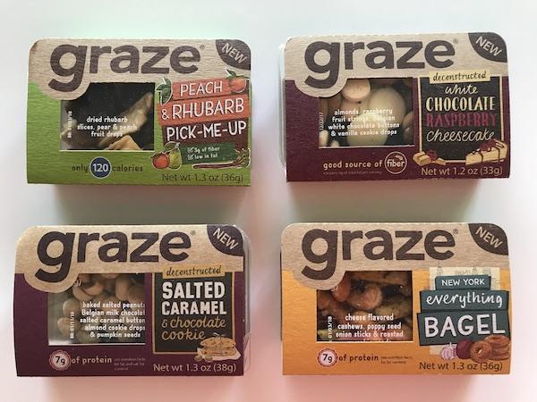 Graze Snack Packs Road trip