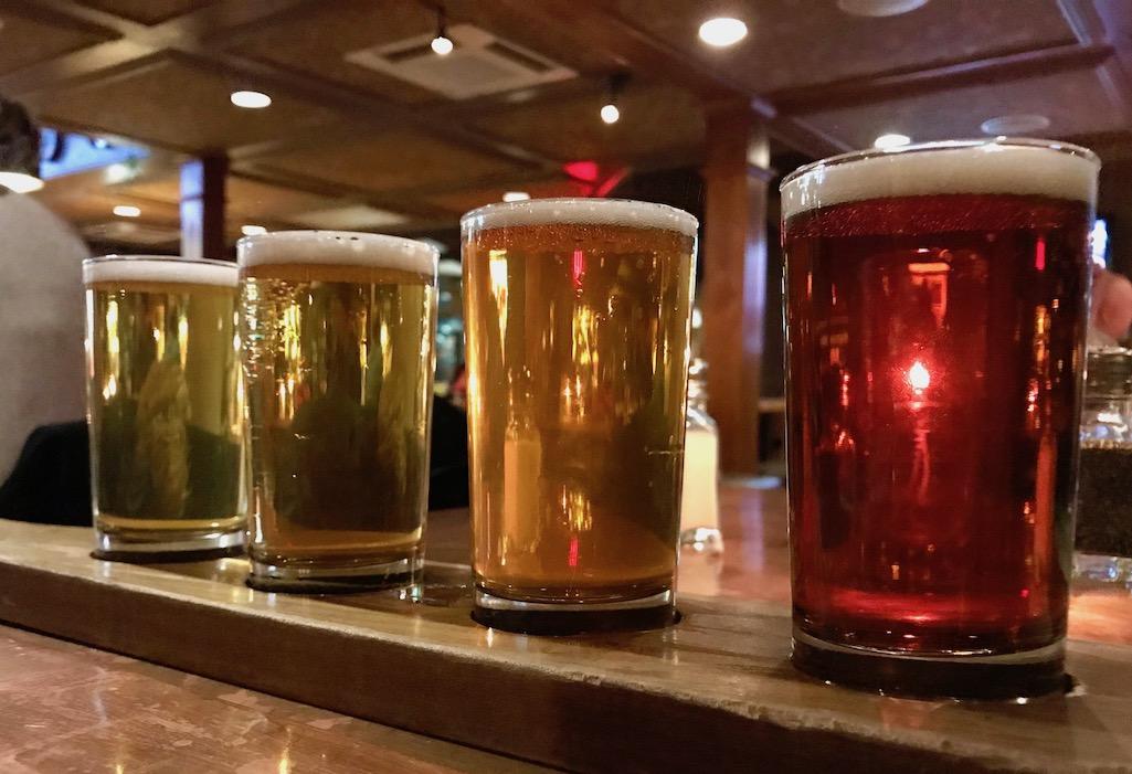 Northampton Brewery Beer