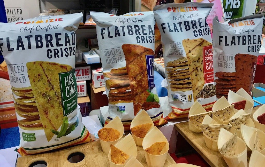 Primizie Flatbread Crisps