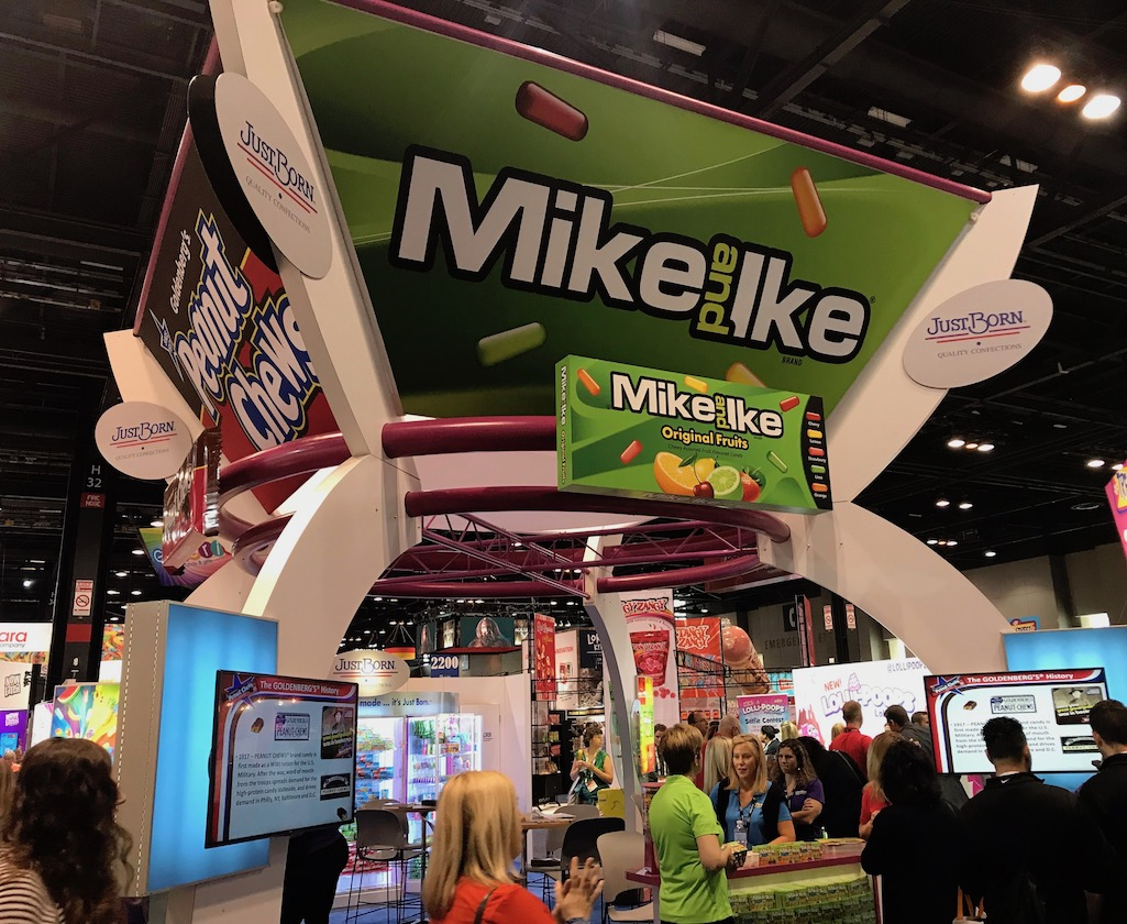 Sweets and Snacks 2018 Mike and Ike