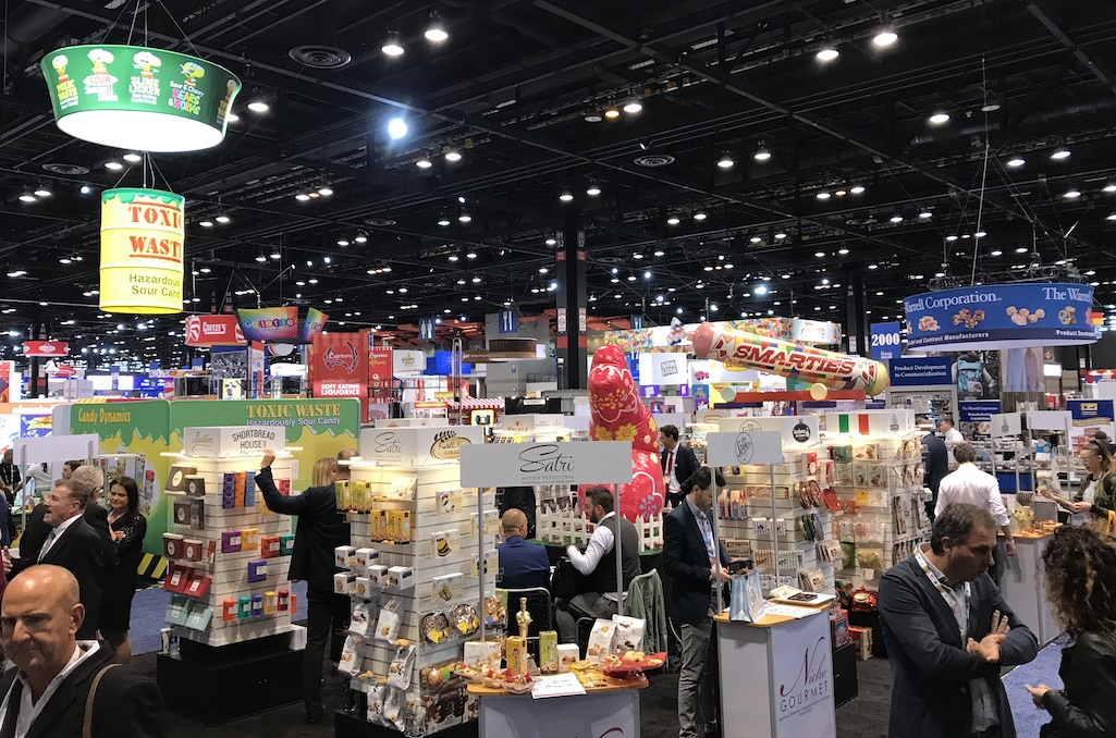 Sweets and Snacks Expo 2018