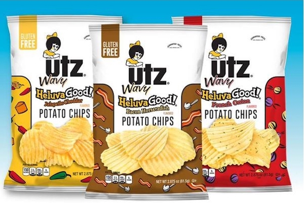 Utz Heluva Chip Travel Snacks