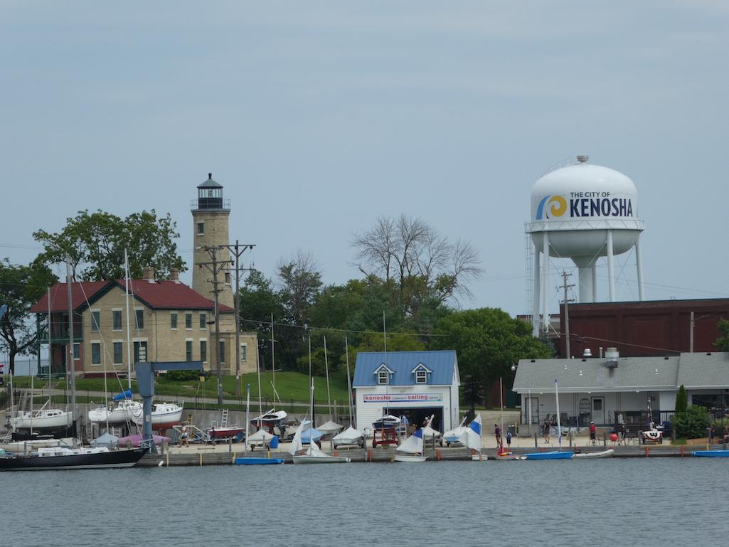 Kenosha Harbor