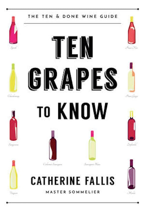 10 Grapes To Know