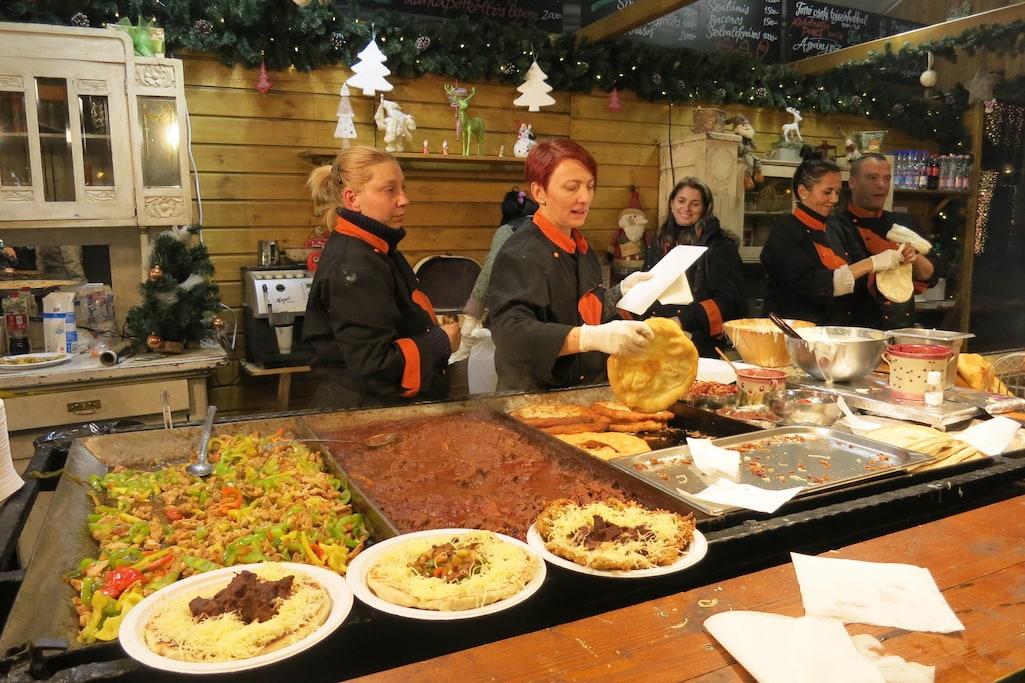 Christmas Markets Budapest