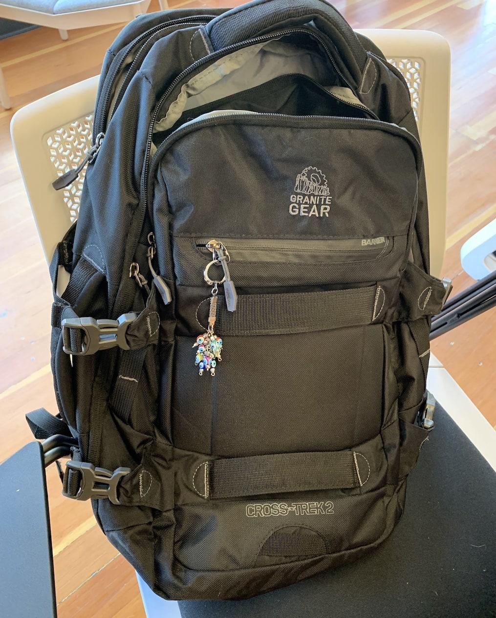 Granite Gear Cross-Trek2 Back Pack Holiday GIft Idea