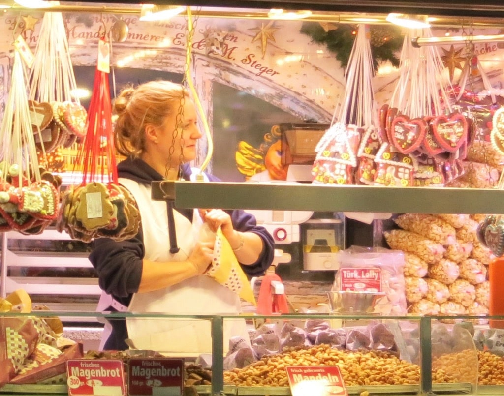 Magenbrot Vendor in Stuttgart Germany Food Travelist