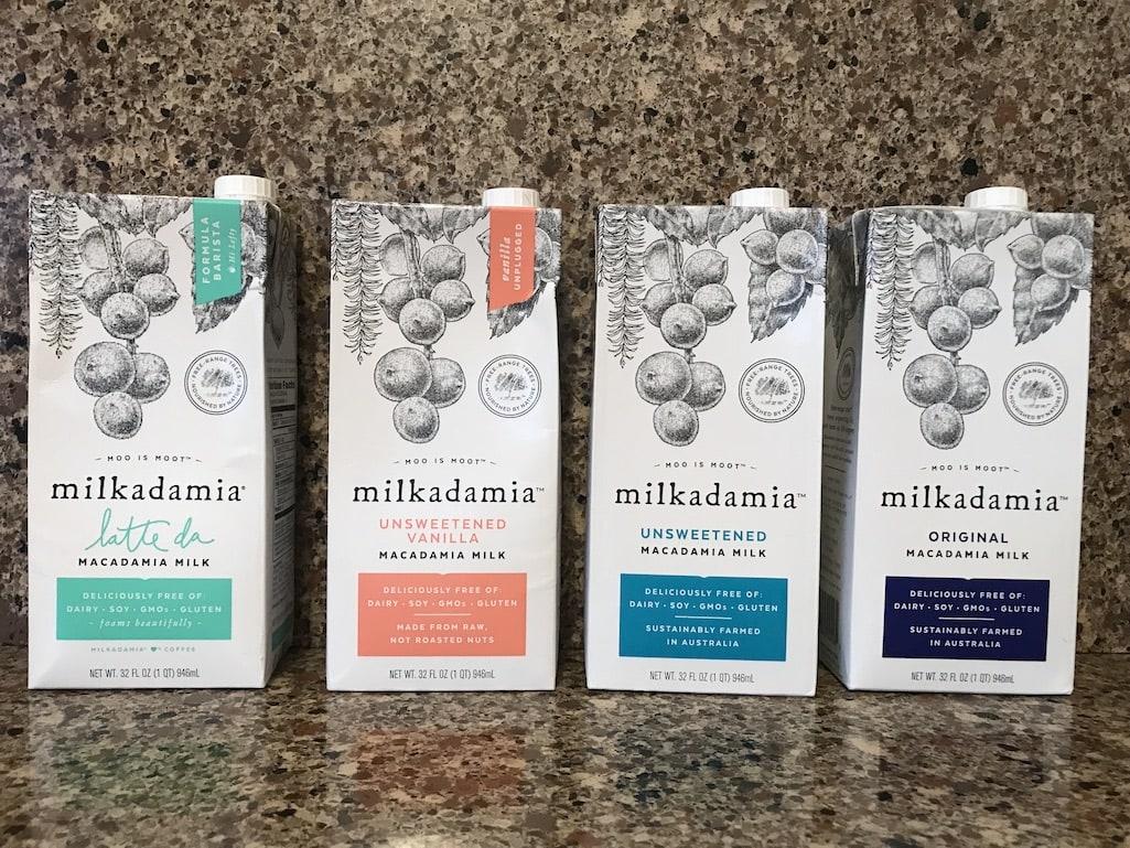 Milkadamia Macadamia milk gift ideas for travelers