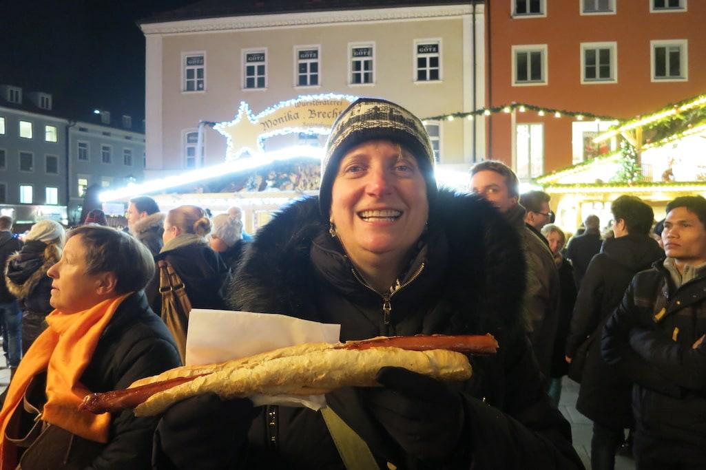 Regensburg Longest Sausage Award