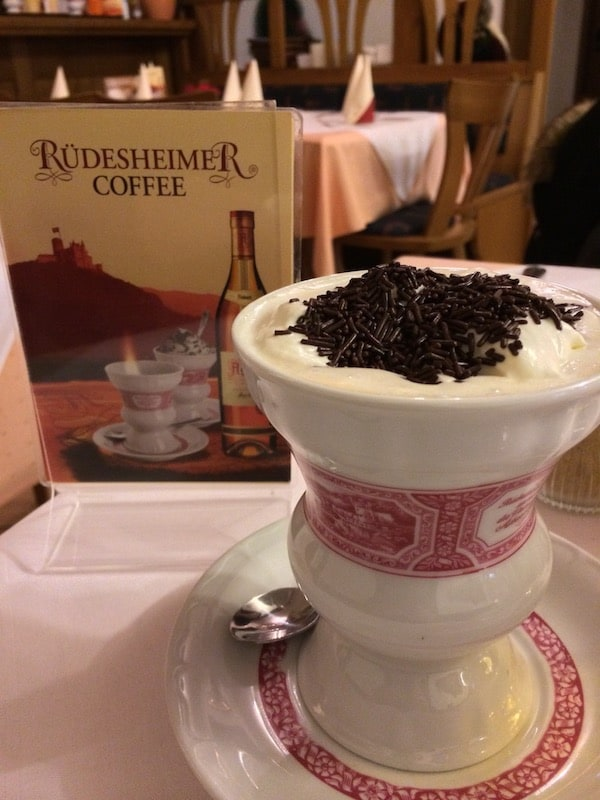 Rudesheimer Coffee Christmas Markets
