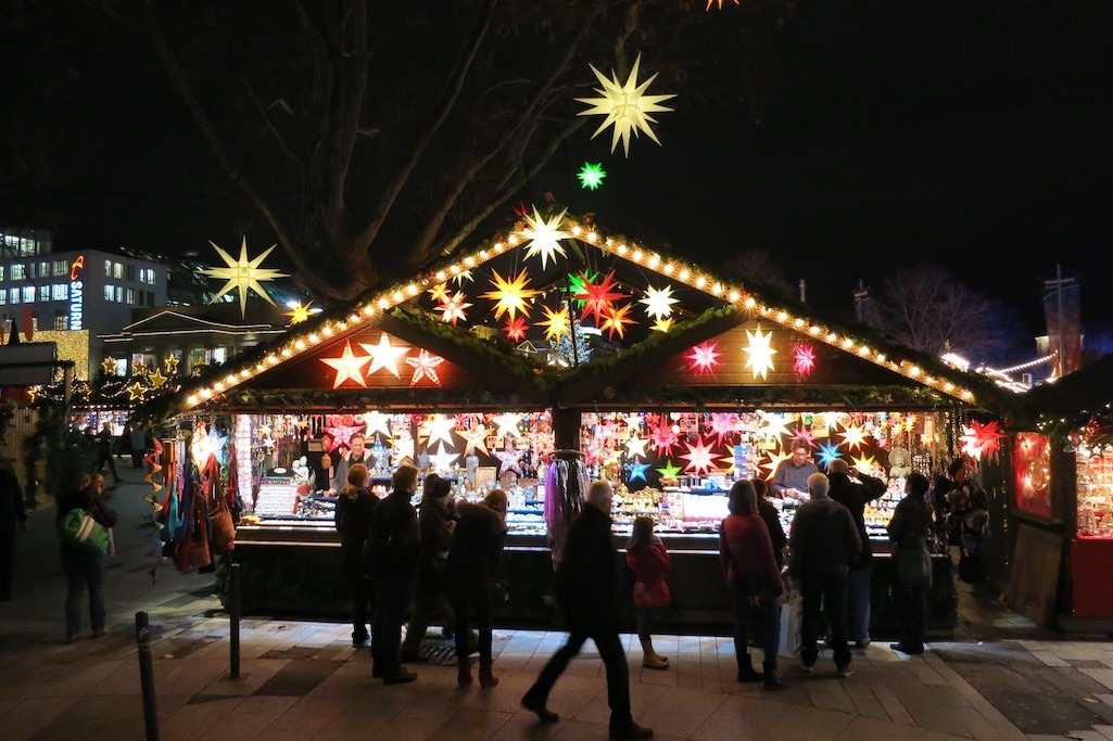 Stuttgart Christmas Markets Shines
