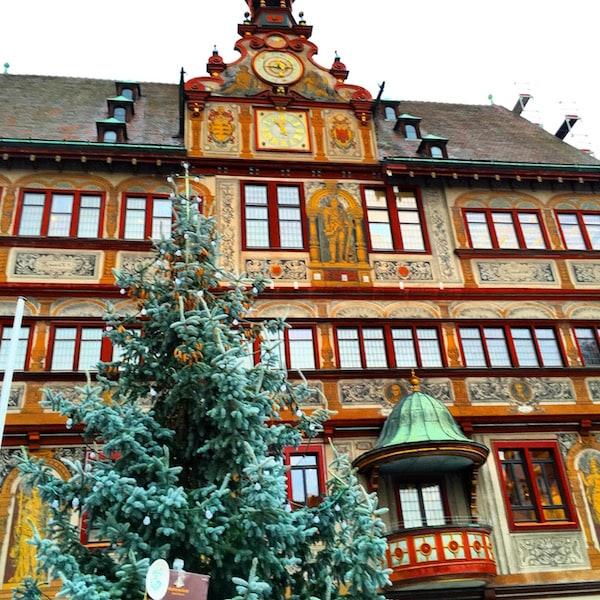 Tubingen Chocol'ART Christmas Market