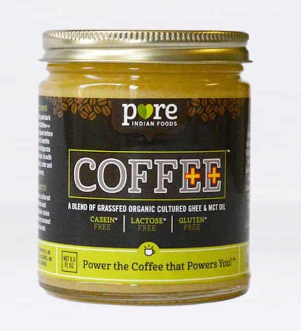 Coffee Plus Plus Paleo Butter Coffee