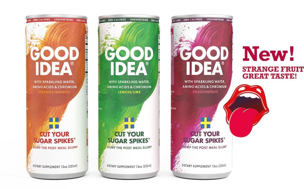 Good Idea Sparkling Drink
