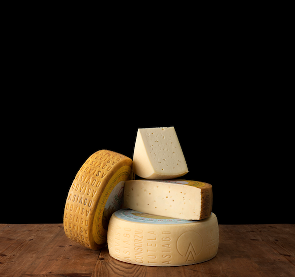 Asiago Cheese PDO