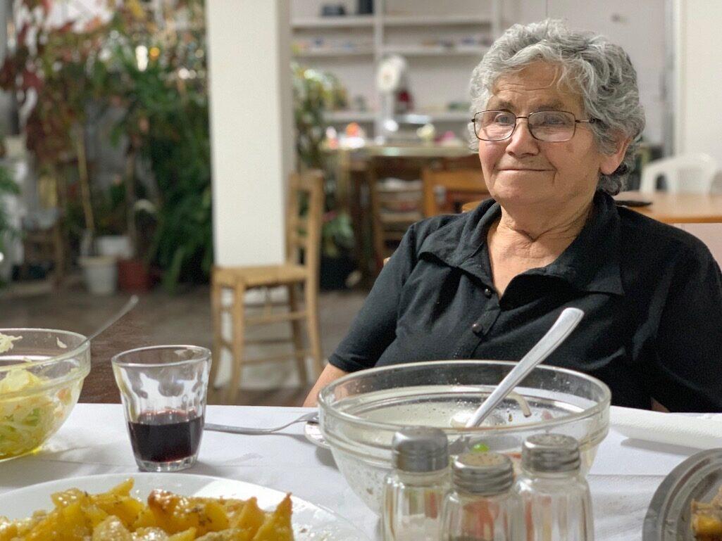 Mrs. Toula Piana Greece