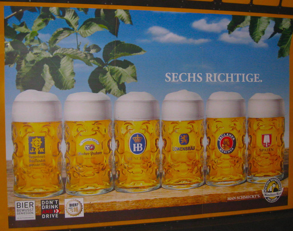 Oktoberfest Celebrations Bier Beer