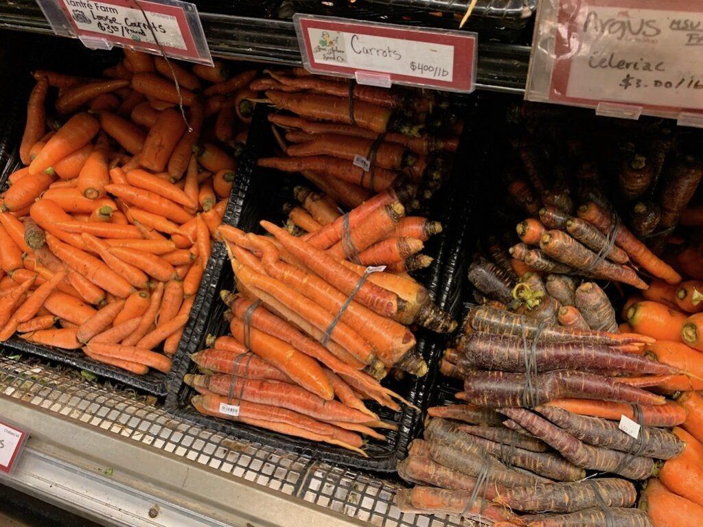 Ann Arbor Carrots