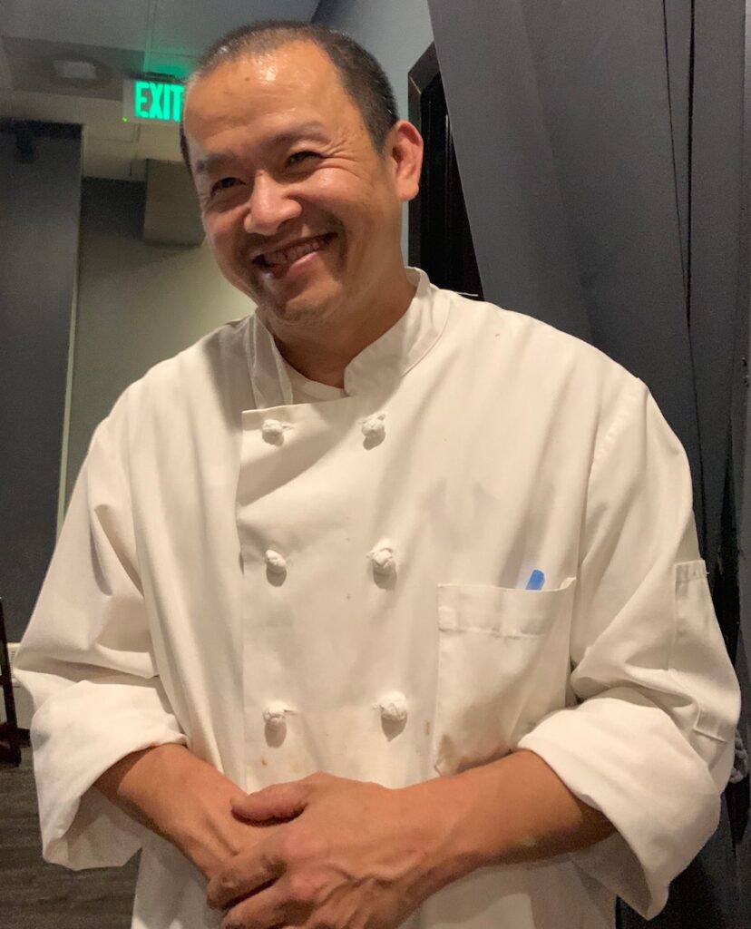 Chef Danny Van at Taste Kitchen Ann Arbor