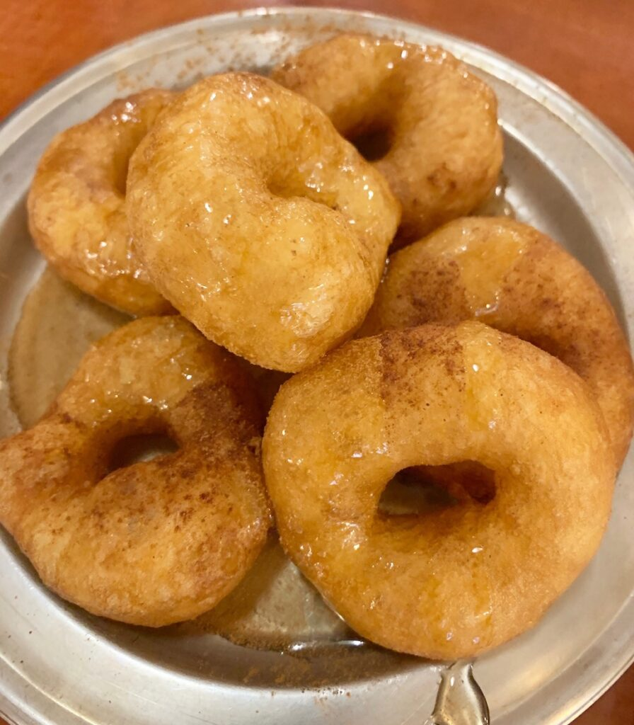 Loukoumades Donuts in Athens Greece Best Bakeries