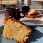 Portokalopita Greek Orange Cake