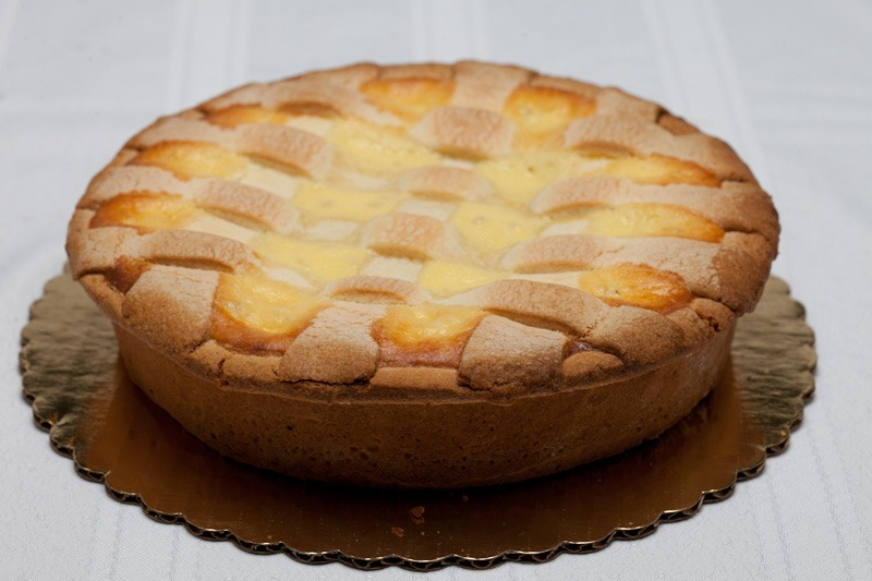 Pastera Ricotta Pie Isgro Bakery Best Bakeries