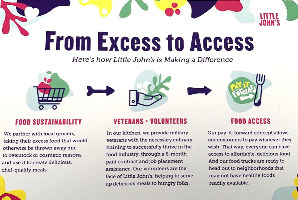 From Excess To Access Little John's Pay As You Can Model