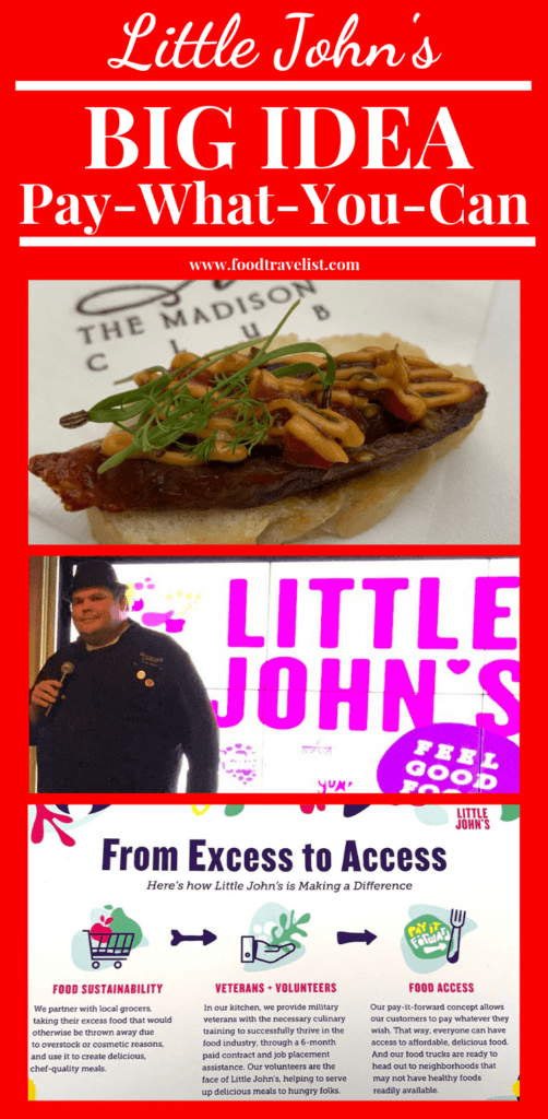 Little John's Big Idea Pay What You Can