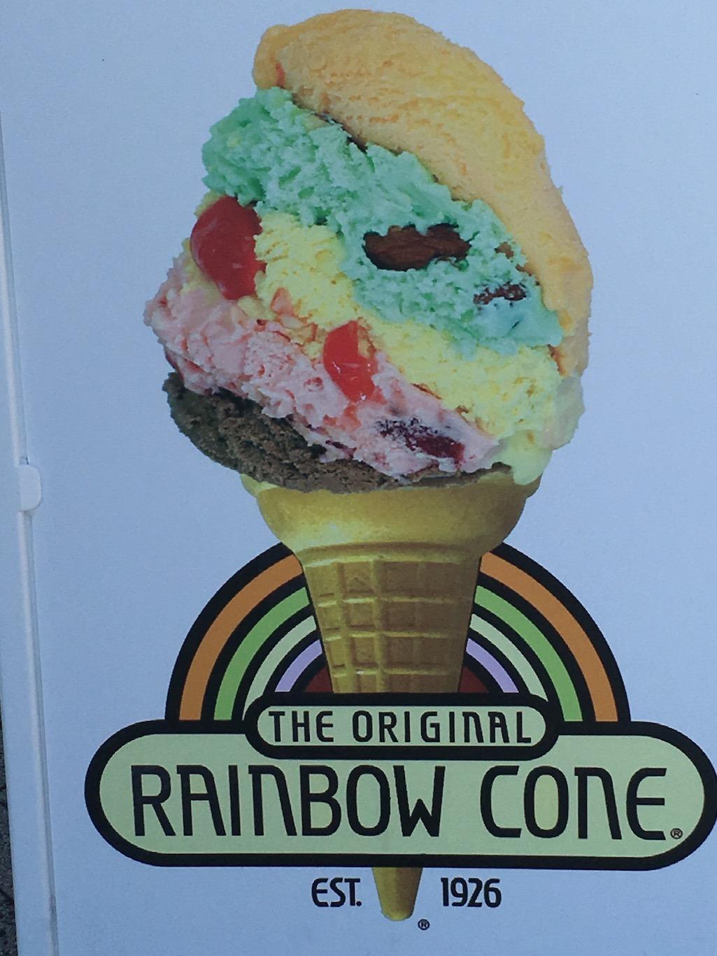 June Pride Month The Original Rainbow Cone
