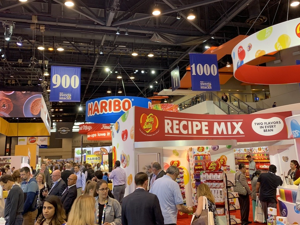 Sweets And Snacks Show 2019