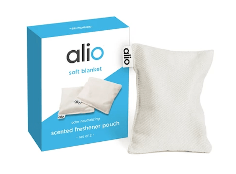 Alio Pouch Essential Travel Items