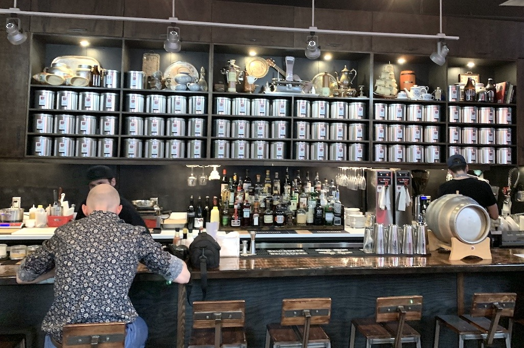 Amsterdam Tea Room Winnipeg