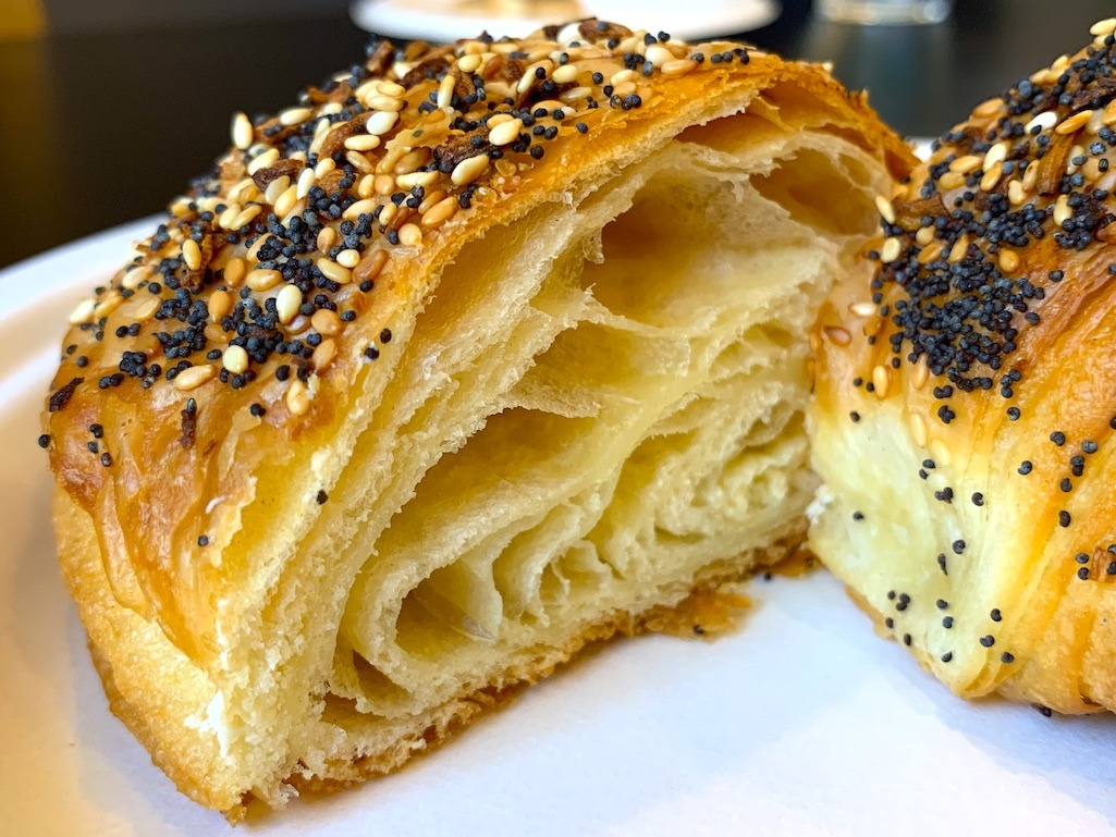 Everything Croissant at La Belle Baguette Winnipeg
