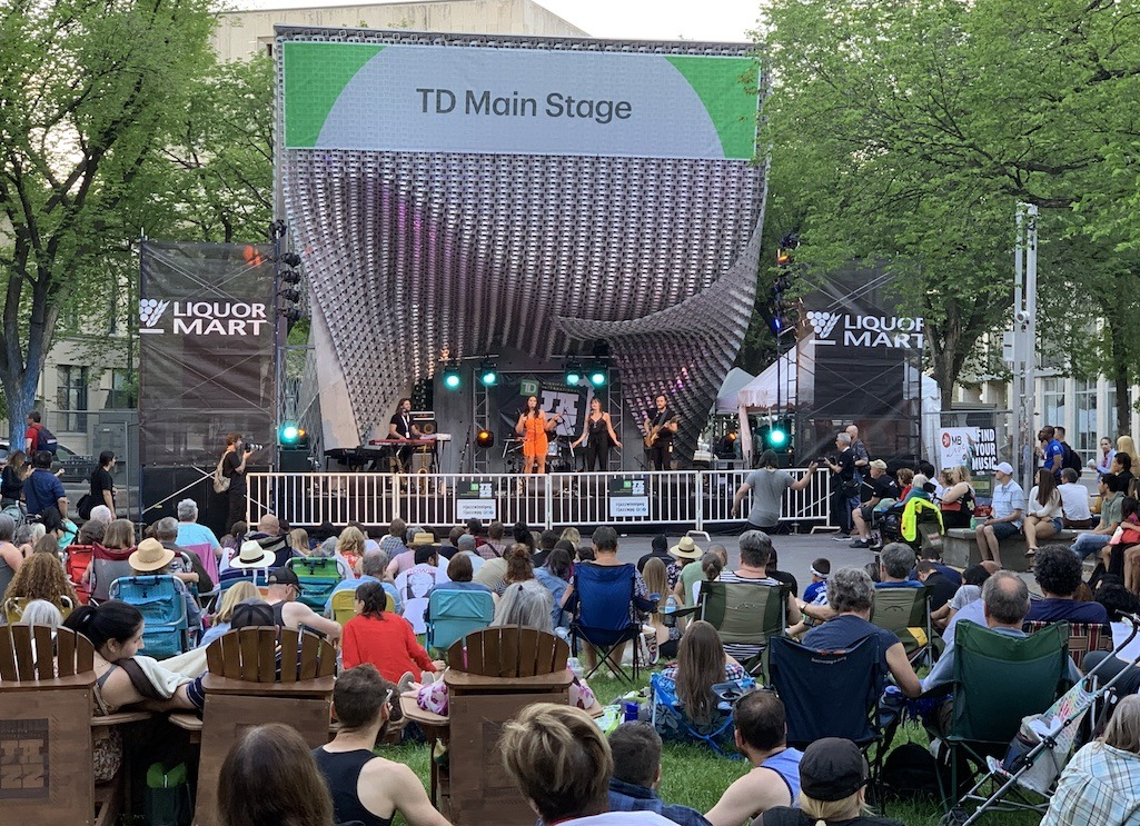 Jazz Fest Winnipeg