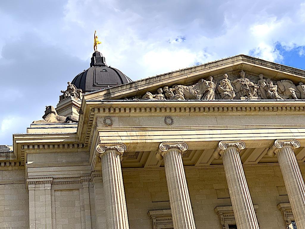 Manitoba Legislature Building Winnipeg