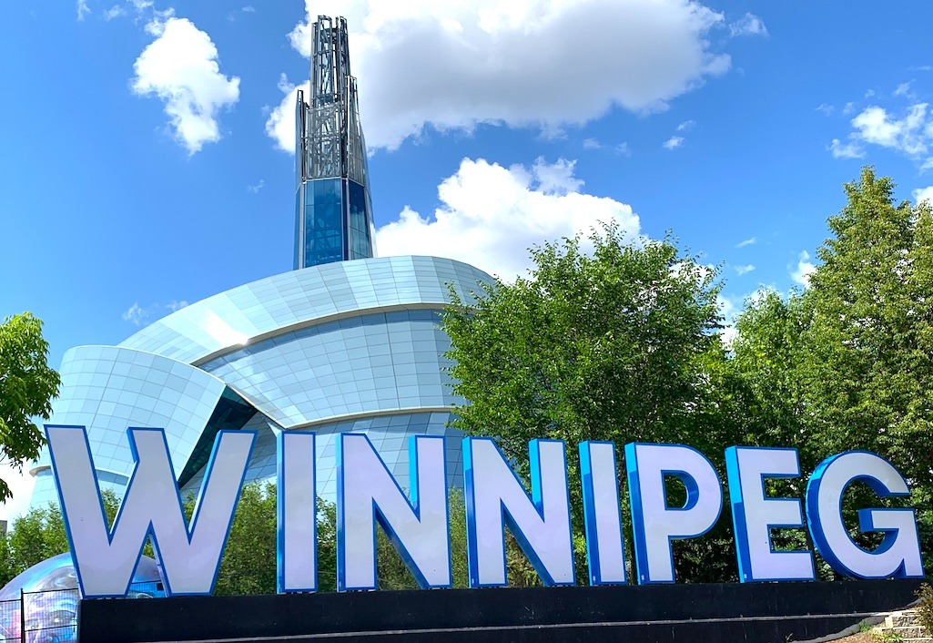 Winnipeg Sign