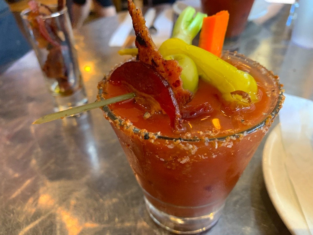 Bacon Boise Bloody Mary
