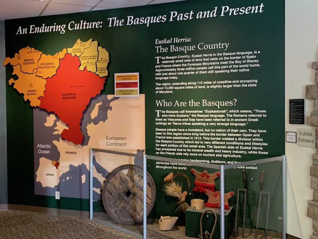 Basque Museum Boise Idaho