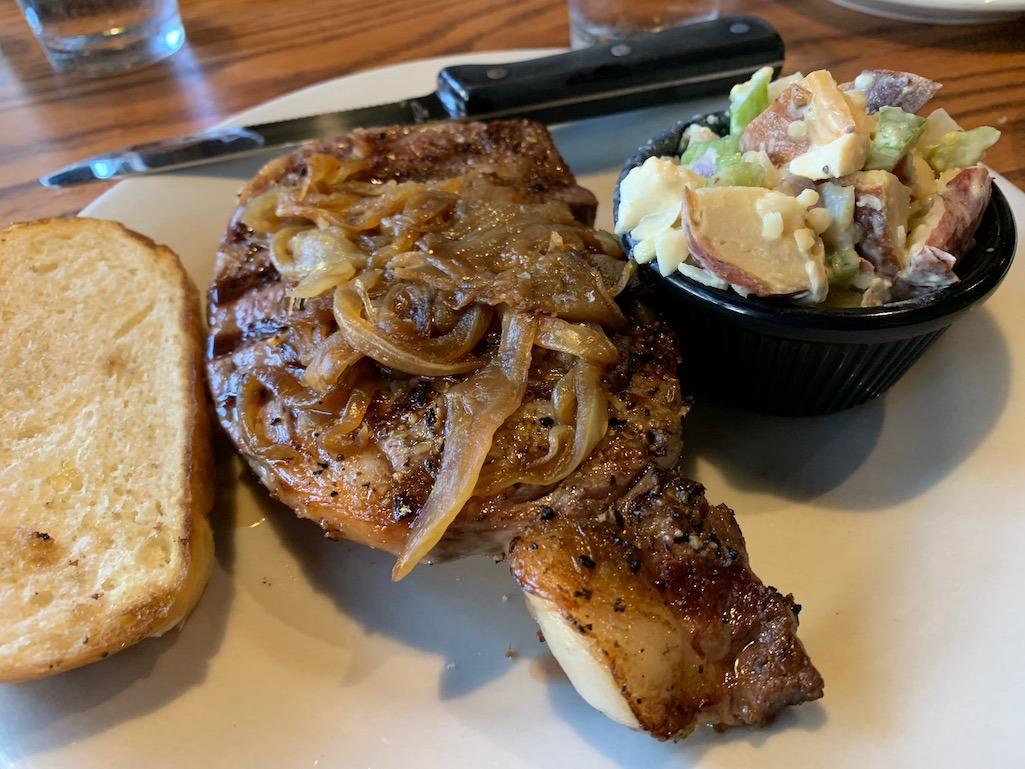 Bek's Steak Sandwich Fulton Missouri
