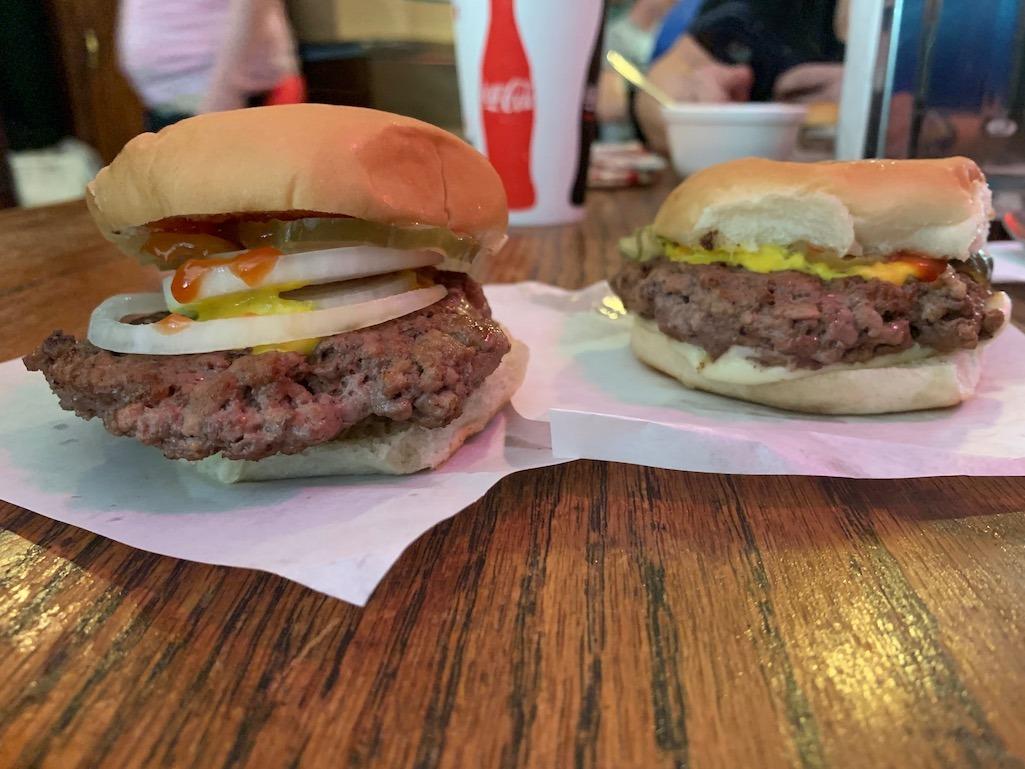 Booches Hamburgers