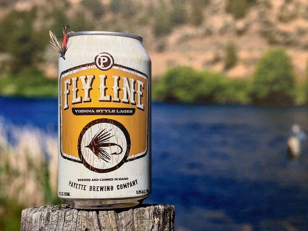 Payette Brewing Fly Line Beer
