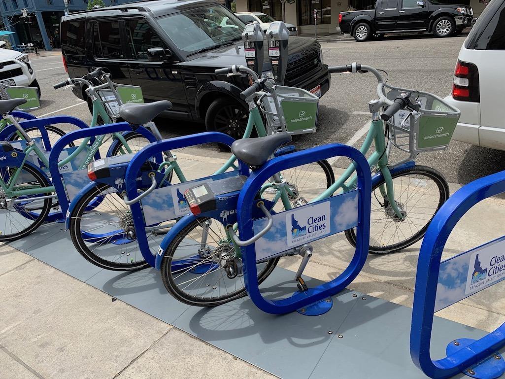 Rental Bikes in Boise Idaho