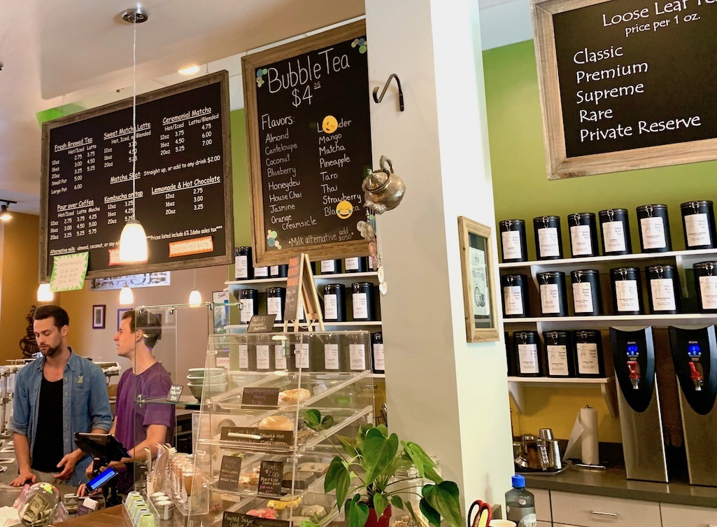 Snake River Tea Shop in Boise Idaho