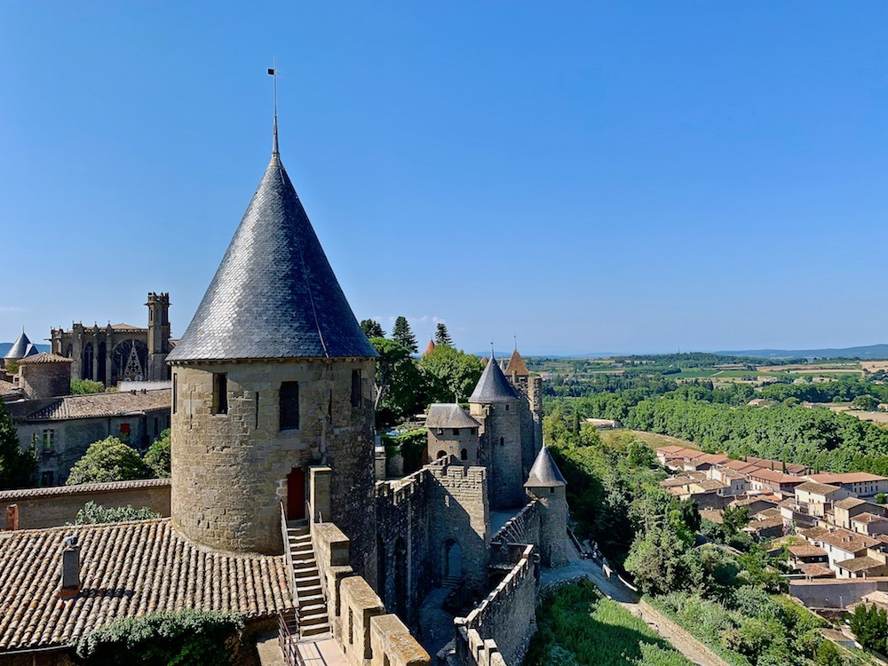 Carcassonne France Excursion on Enchante