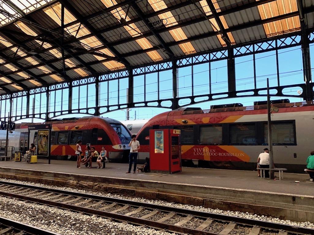Rail Europe is easy