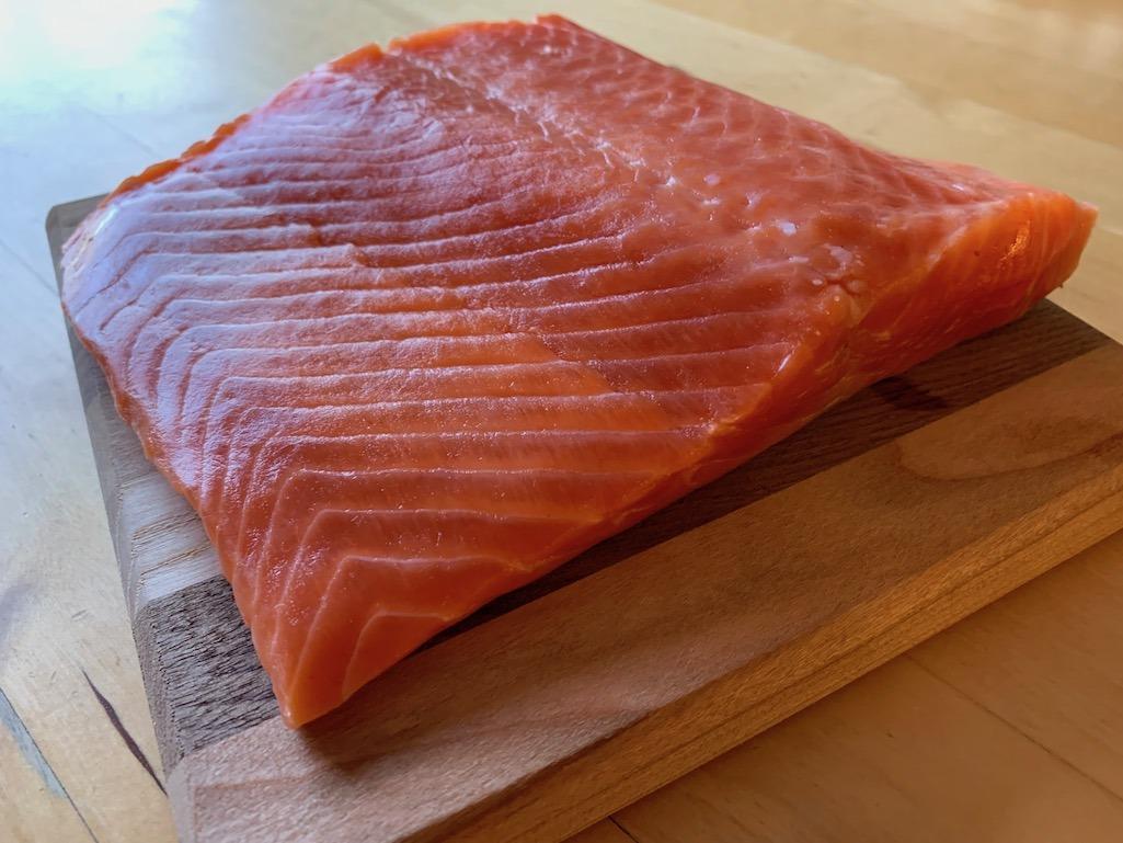 Sitka Salmon Coho Salmon