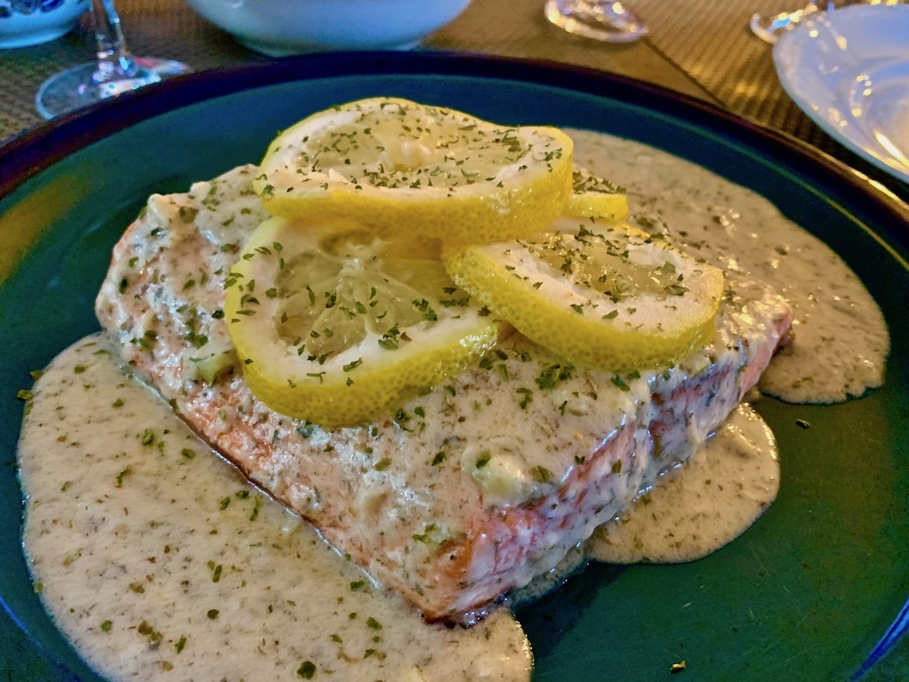Recipe with Sitka Salmon