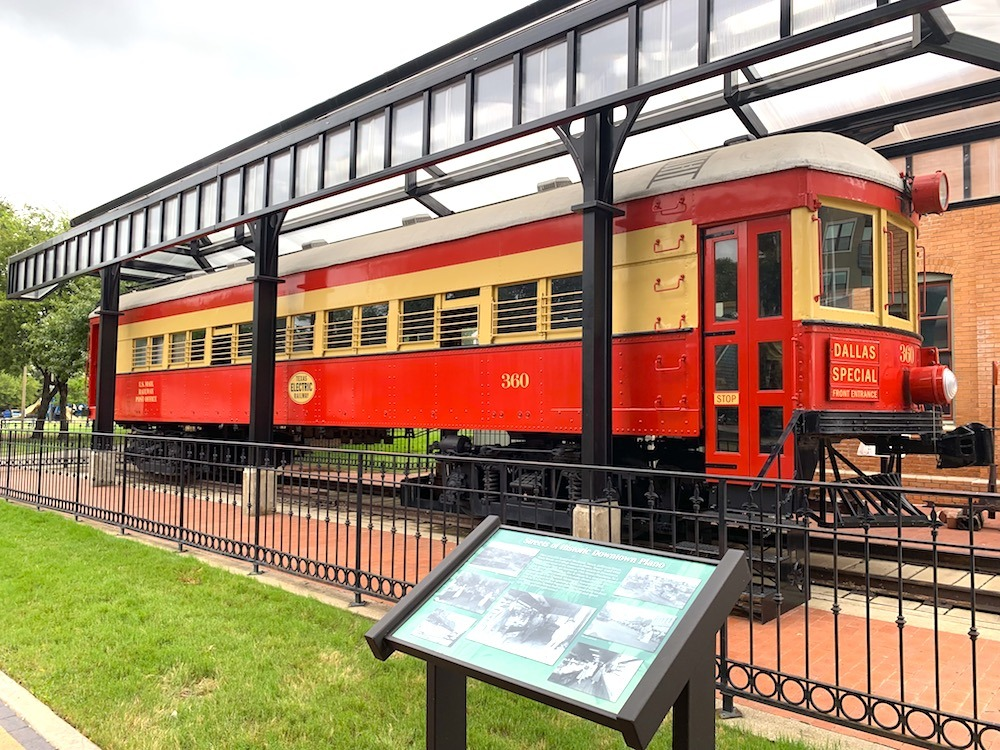 Interurban Railway Museum Plano Texas Best Things to Do & See in Plano Texas