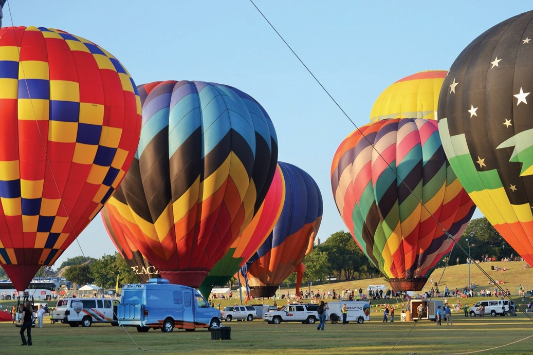 Plano Balloon Festival Best Things to See And Do in Plano texas