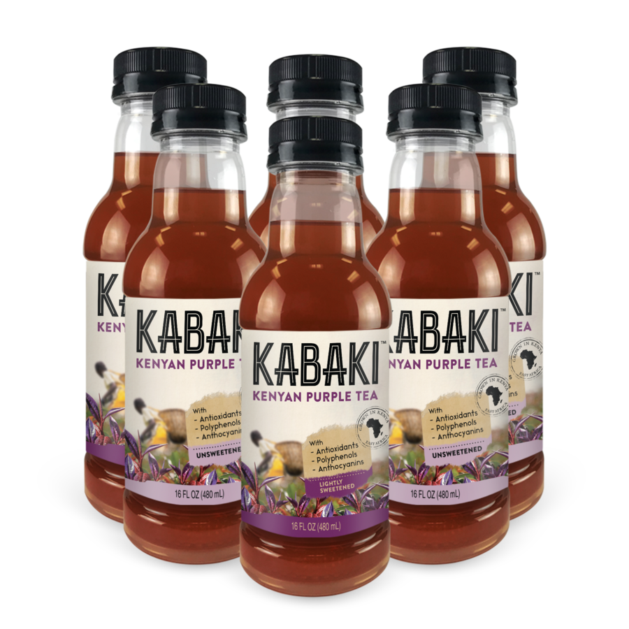 KABAKI purple tea